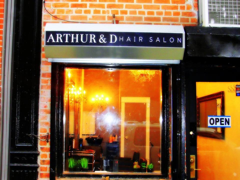 Arthur & D Hair Salon