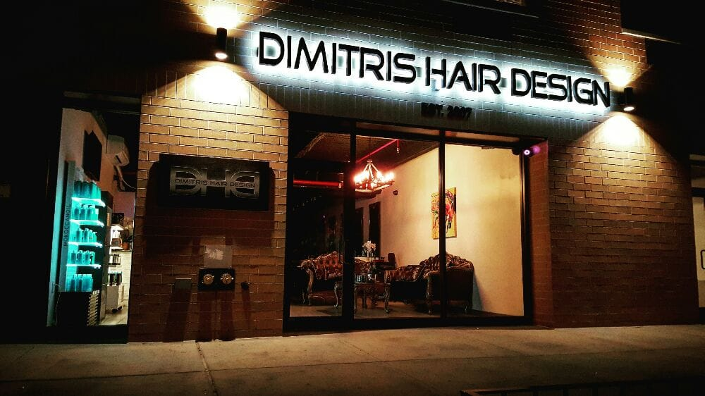 Dimitris Hair Design