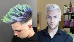 20 Unique Hair Color and Hair Dye Ideas for Men