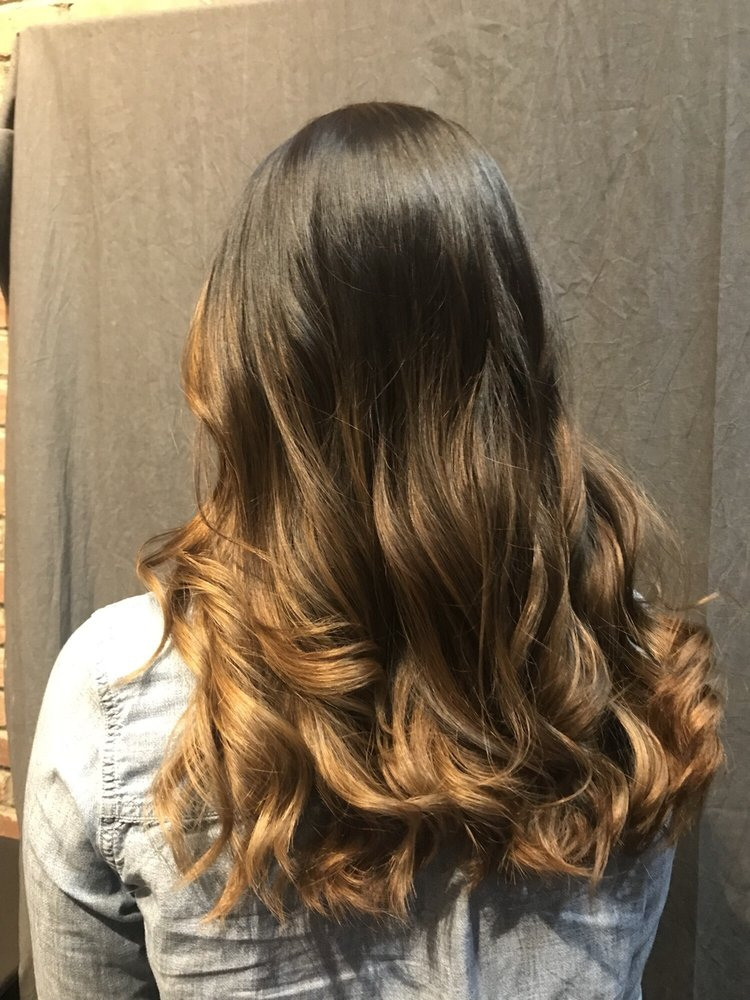 Medium Balayage Hair