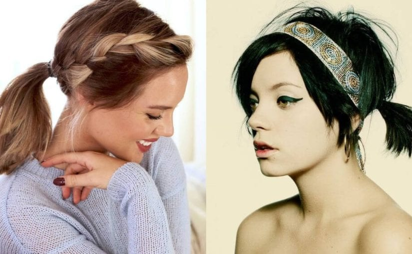20 Stylish Ponytail Short Hairstyles to Grab the Attention of the Crowd