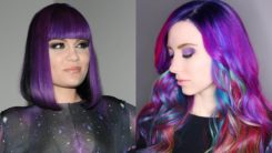 22 Excellent Purple Hair Color Ideas for Women