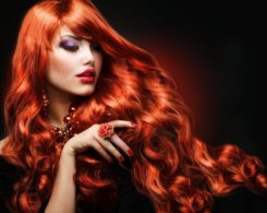 20 Traditional & Trendy Red Hair Color Ideas for Women