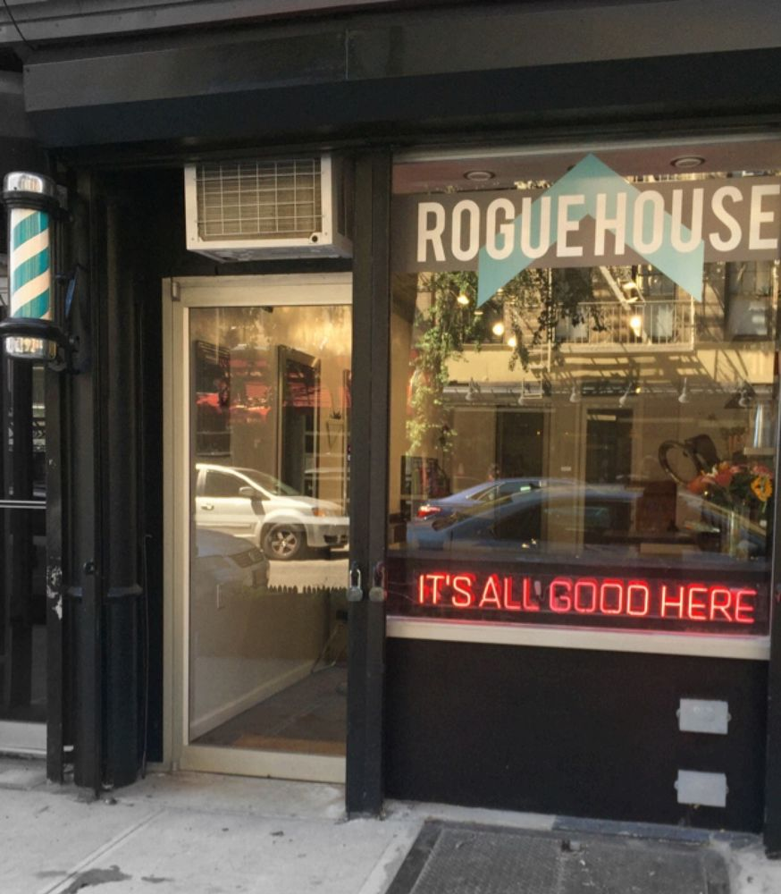 Rogue House Salon