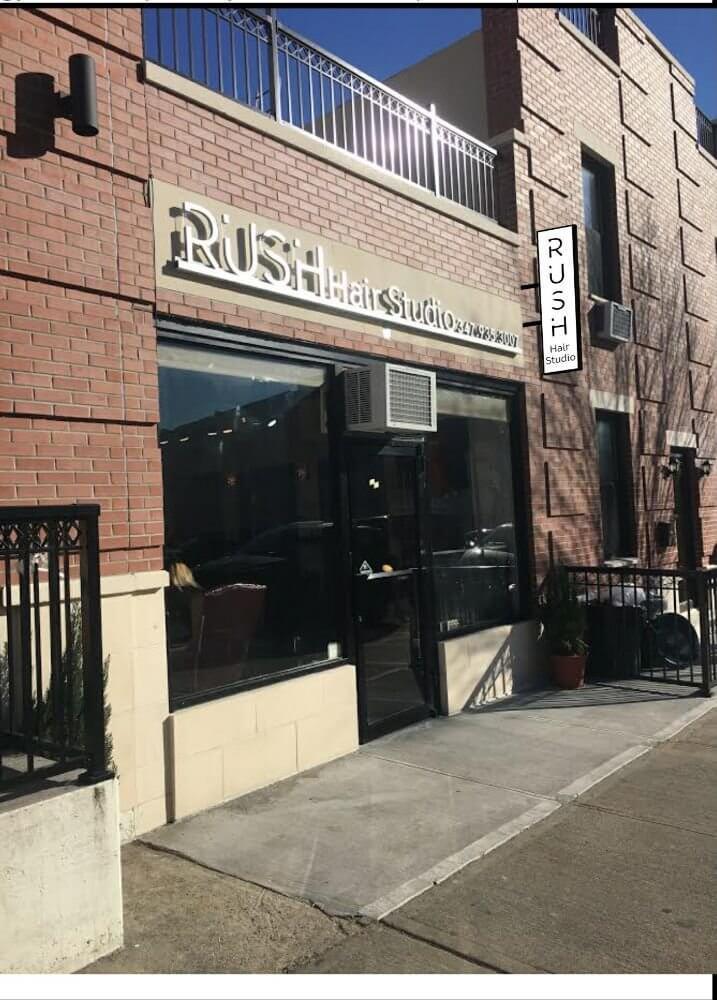 Rush Hair Studio
