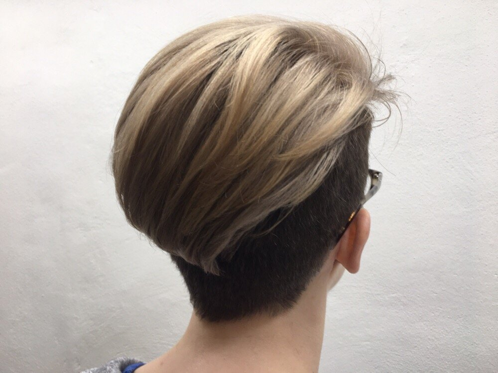 Undercut Short Hairstyle