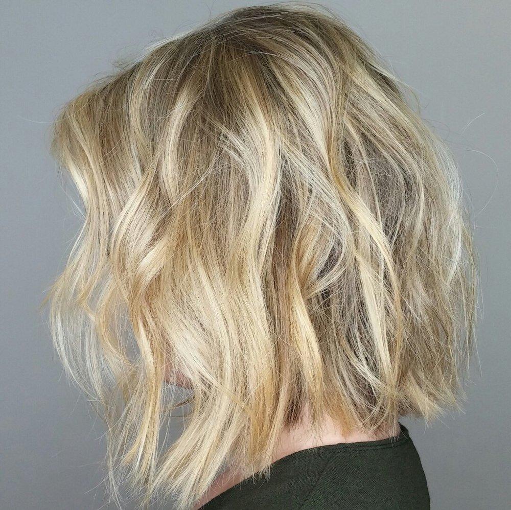 Wavy Bob Cut Hair