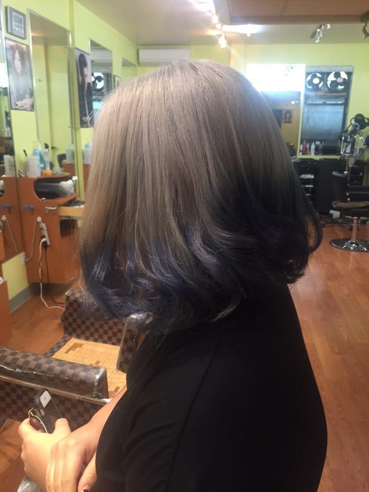 Wavy Bob Cut Hairstyle