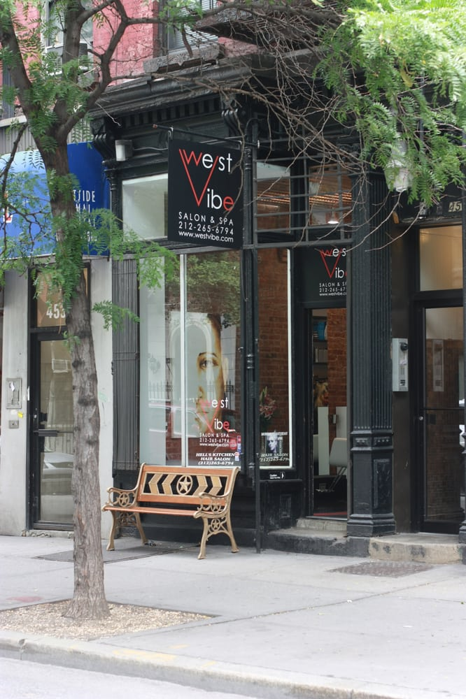 West Vibe Hair Salon