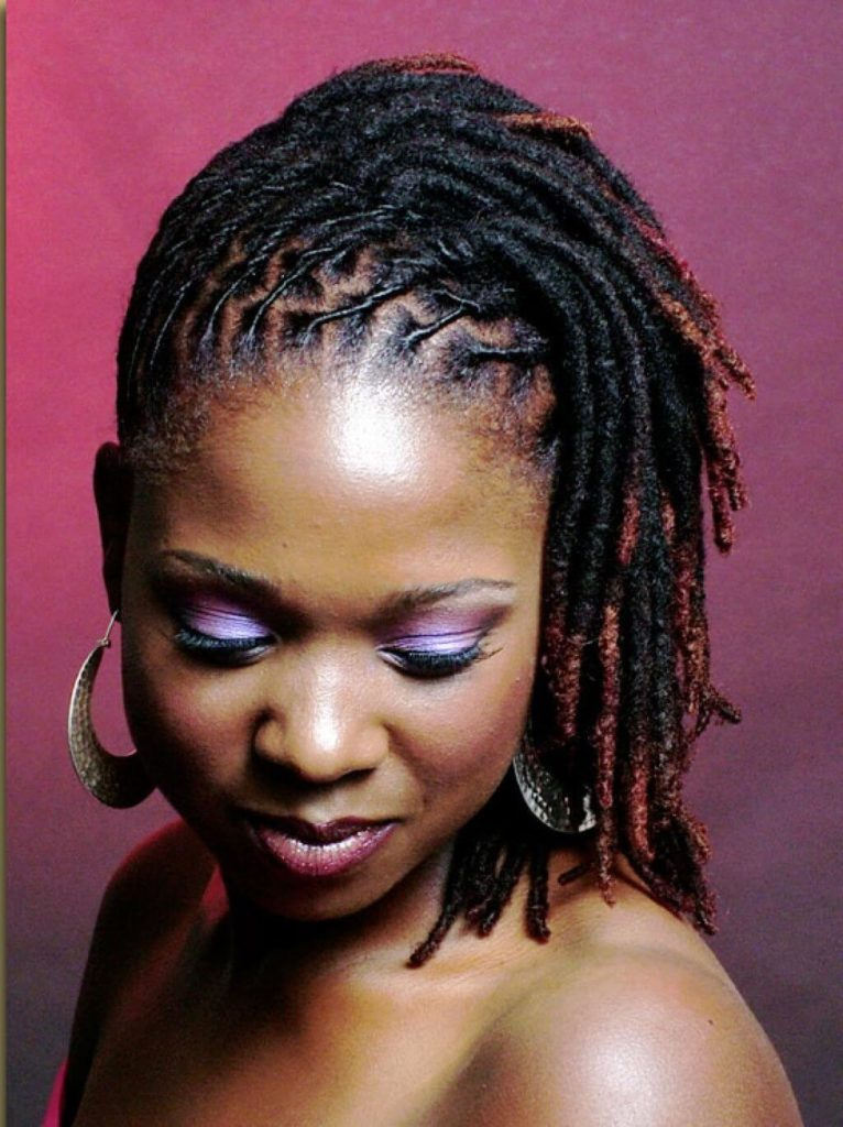 Short Dreadlocks Hairstyles