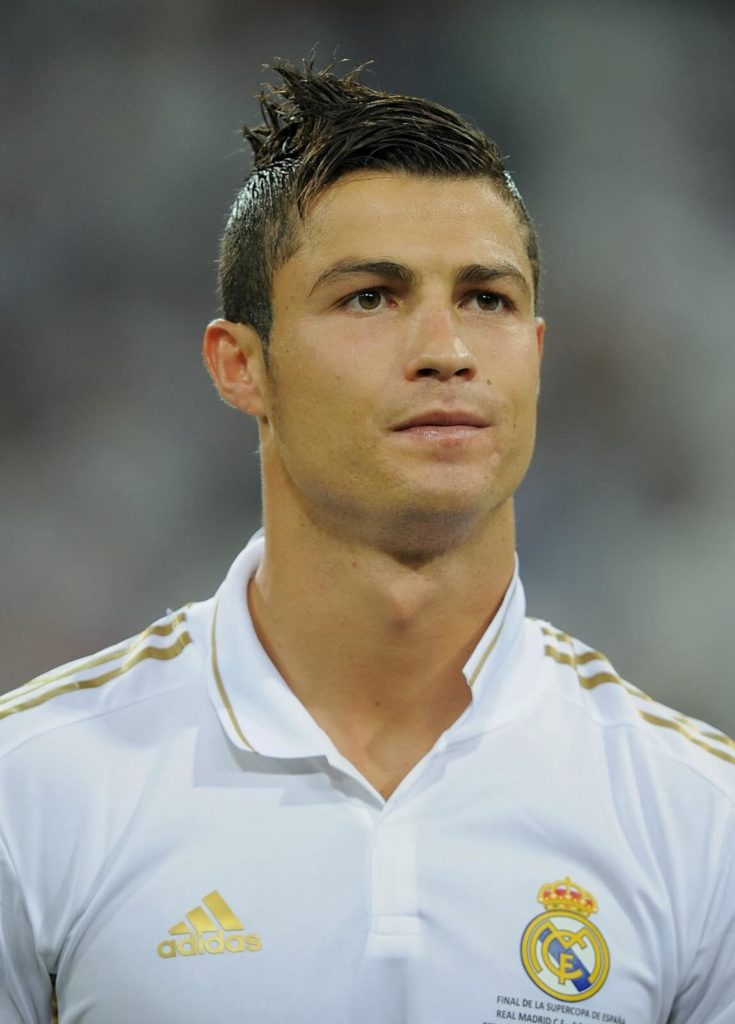 Top 21 Cristiano Ronaldo Hairstyles To Copy