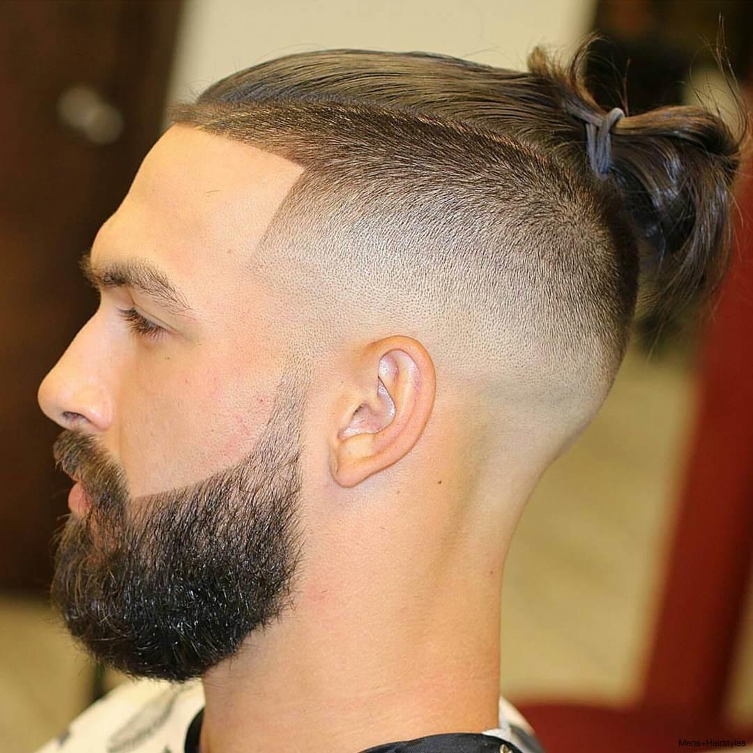 Bun Hairstyles for Men