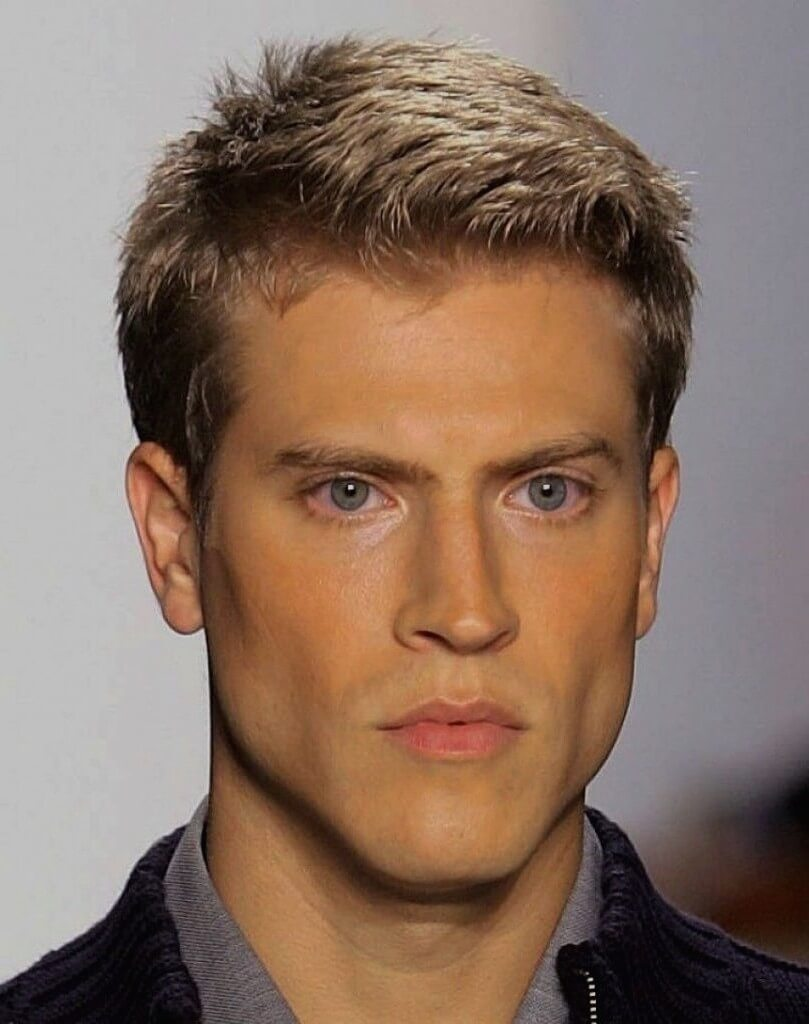 Easy Hairstyles for Men