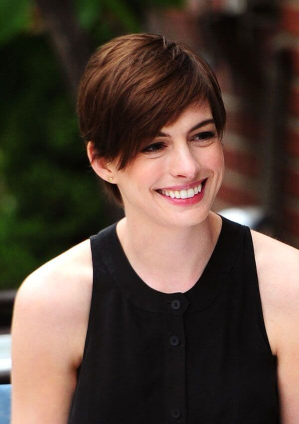 Brunette Short Hairstyles