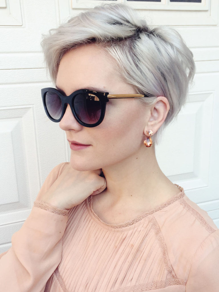 Grey Short Hairstyles