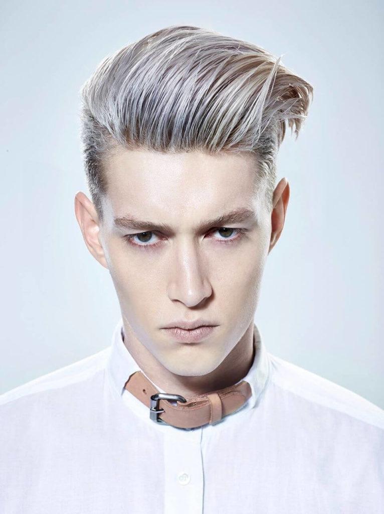 Mens Hairstyles 2019