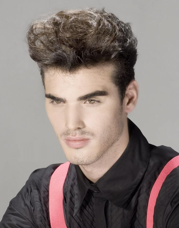 Retro Hairstyles for Men