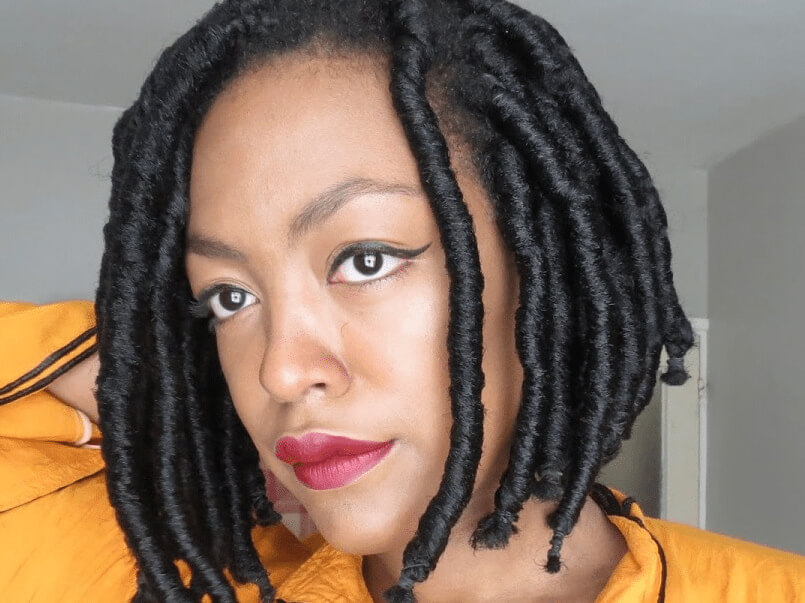 20 Short Dreadlocks Hairstyles Ideas For Women