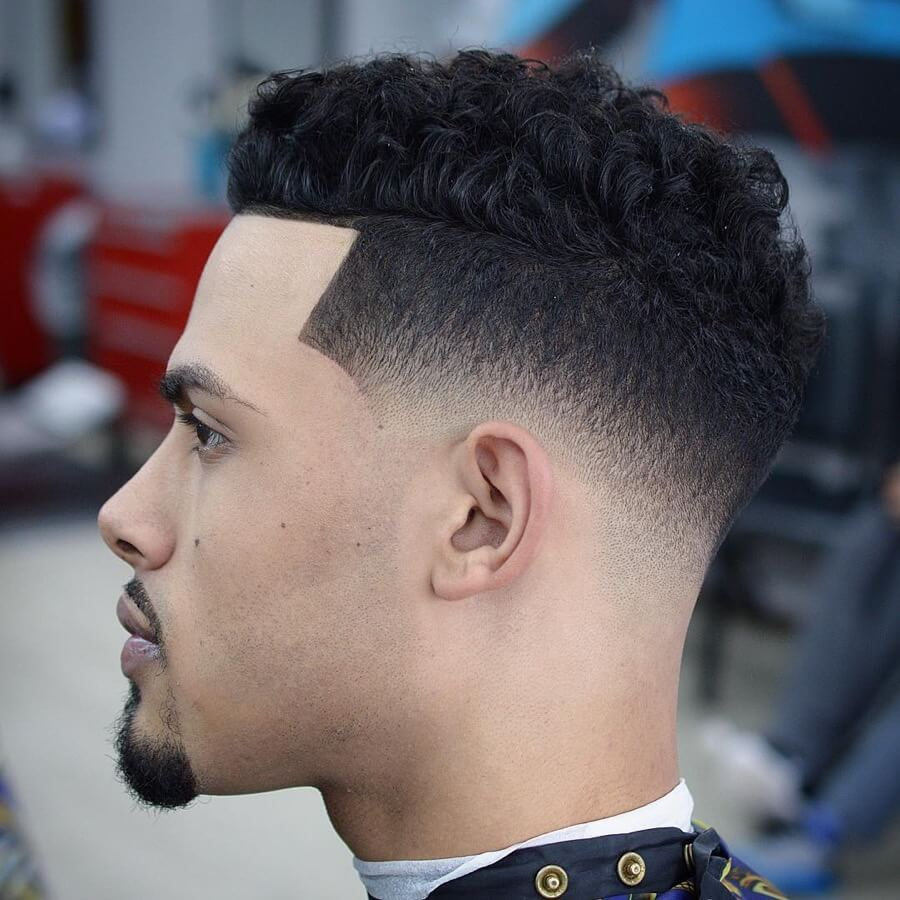 Skin Fade Hairstyle