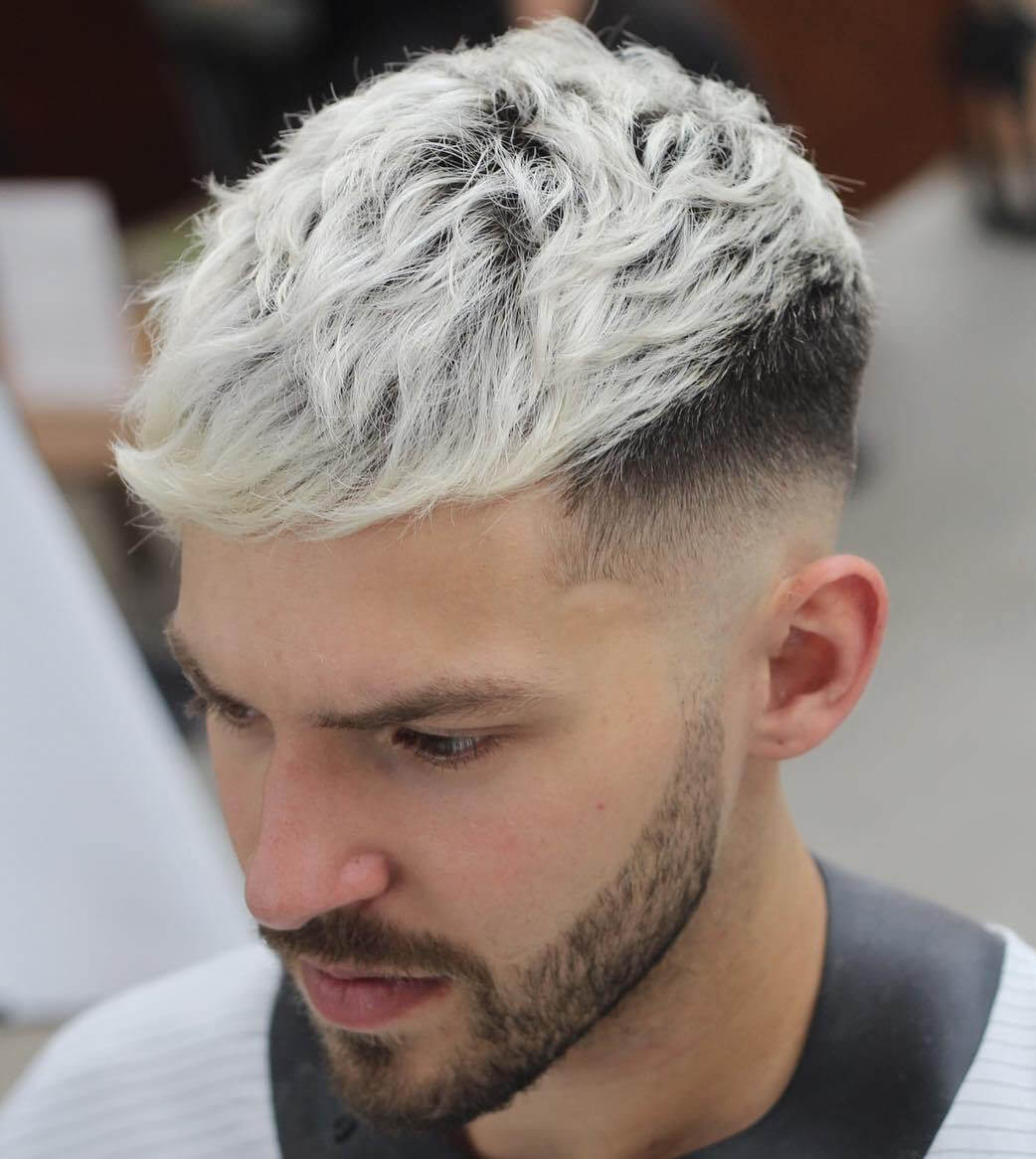 Silver Hairstyle