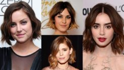 25 Brown Short Hairstyles Which are in Trend These Days