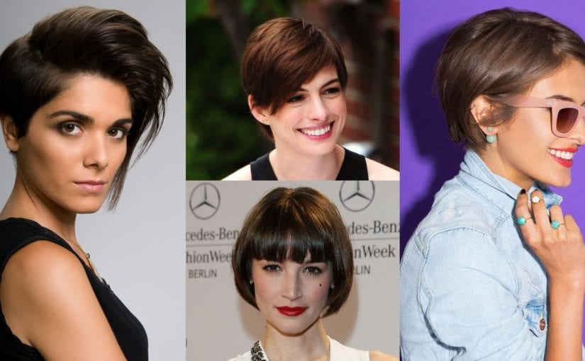 25 Brunette Short Hairstyles to Get New Makeover