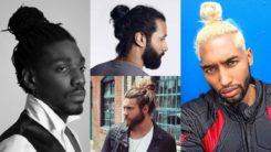 25 Bun Hairstyles for Men to Look Stylish and Smart