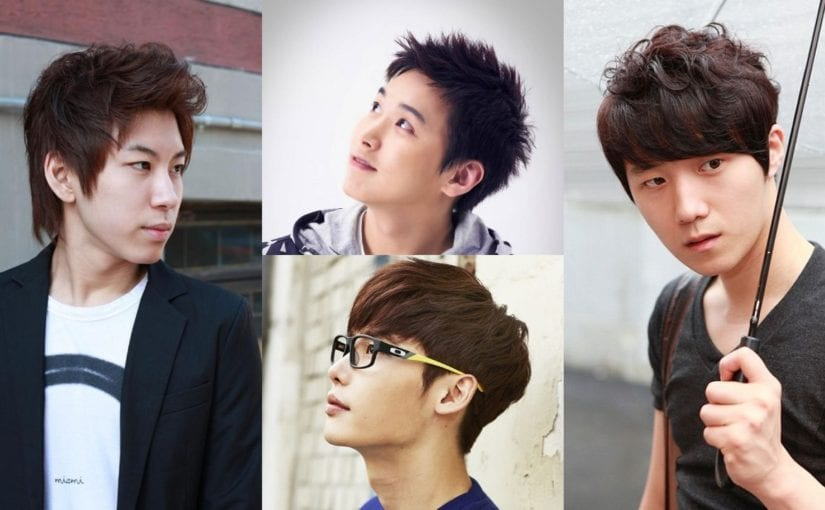 25 Popular Korean Hairstyles For Men Hairdo Hairstyle