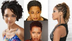 20 Bold and Beautiful Short Dreadlocks Hairstyles for Women