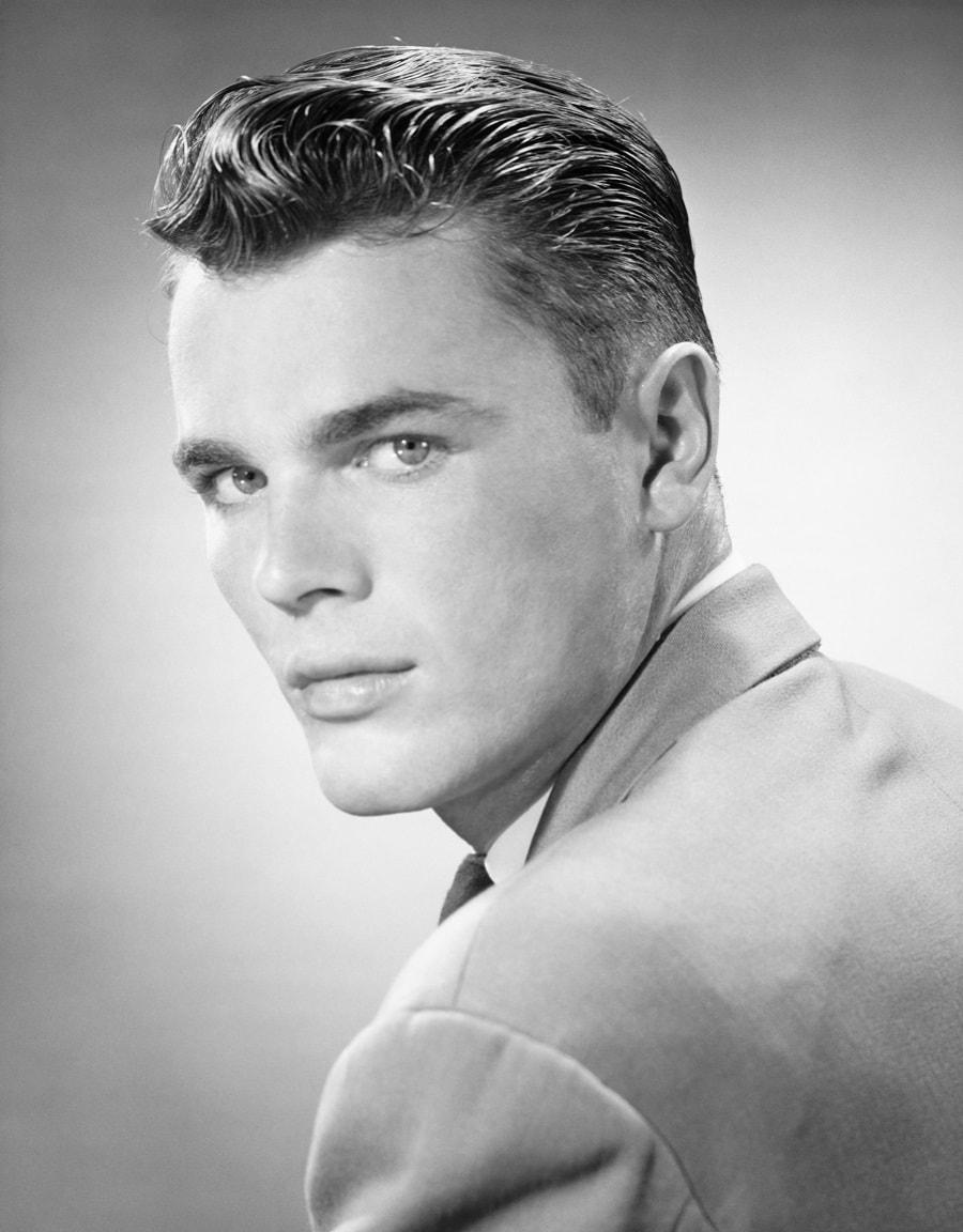retro hairstyles for men