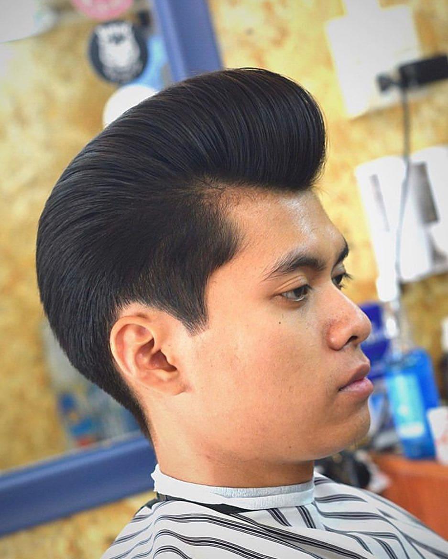 trendy retro hairstyles for men