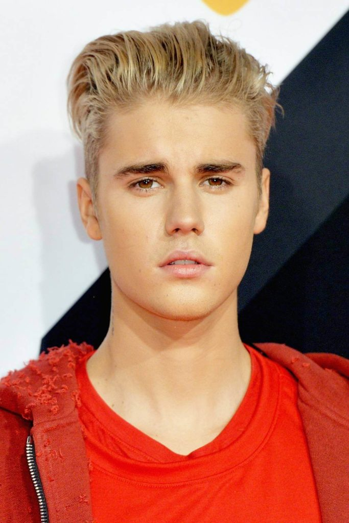 Justin Bieber Hairstyles