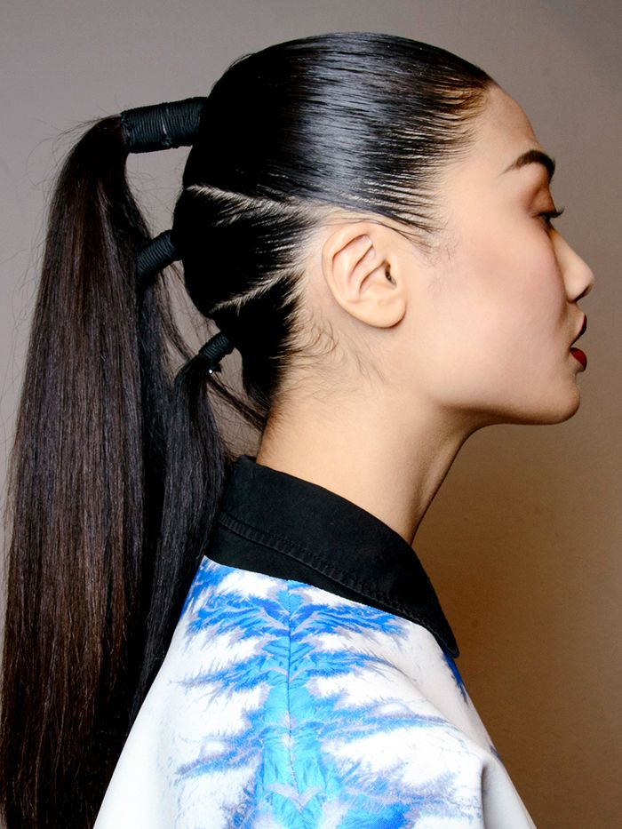 Avoid Tying Your Hair Too Tightly