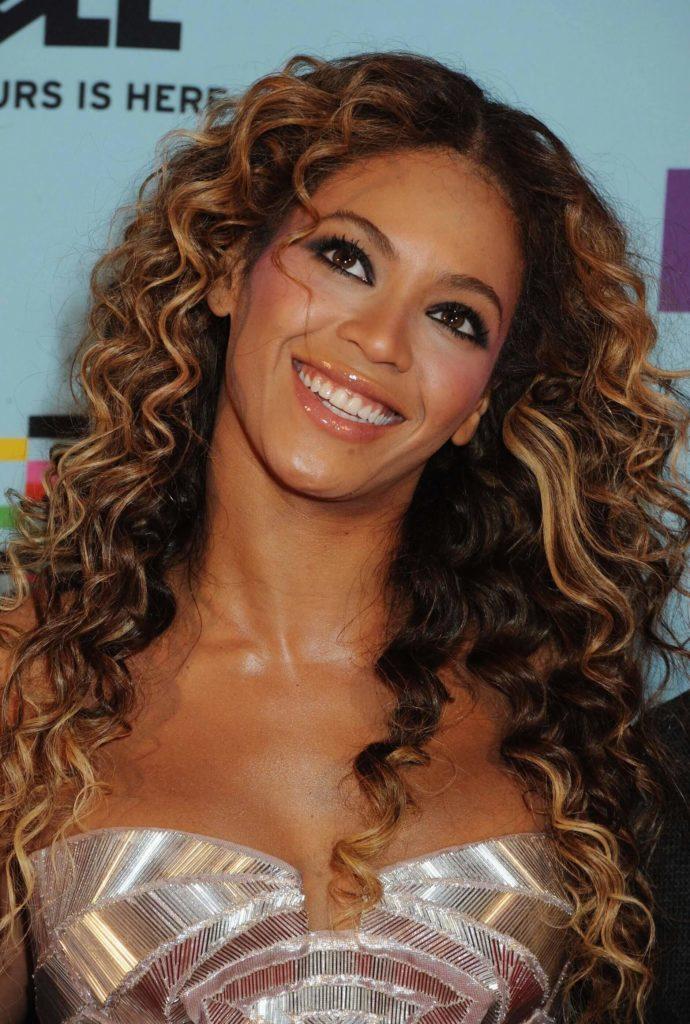 Beyonce Knowles Hairstyles