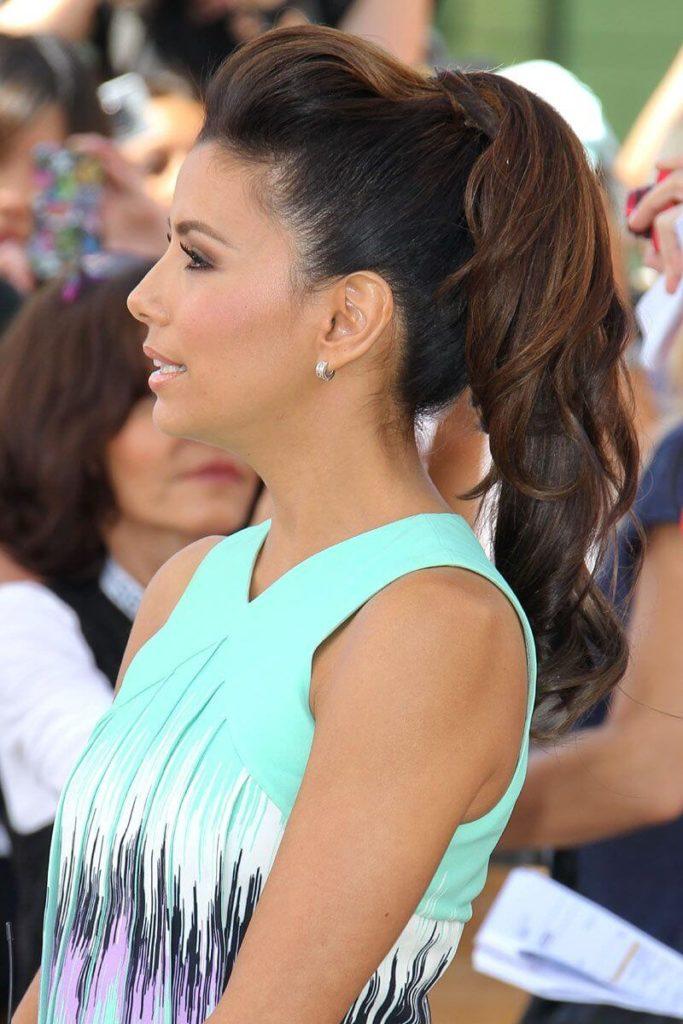 Eva Longoria Hairstyles