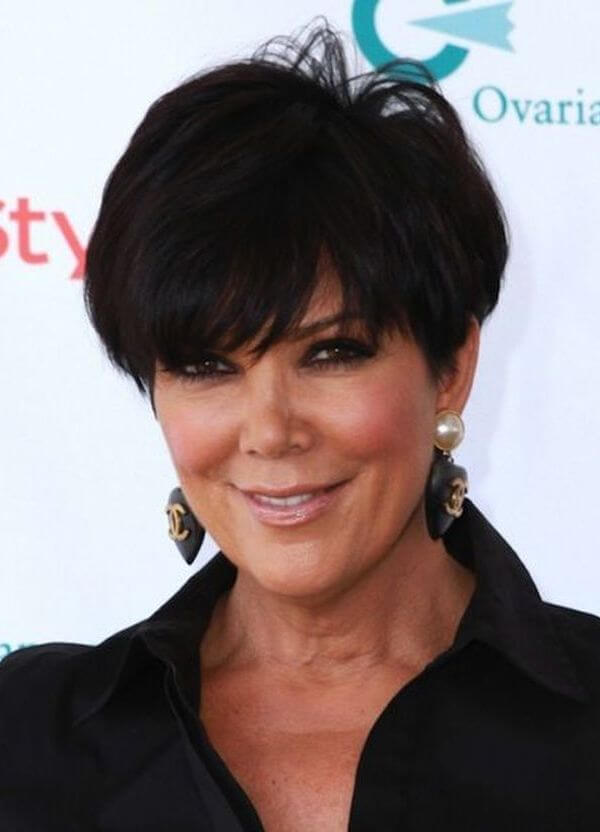 Hairstyles for Women Over 50 with Bangs