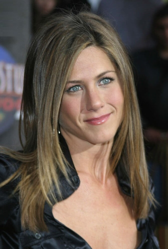 Get Inspired By Jennifer Aniston Hairstyles In 2018