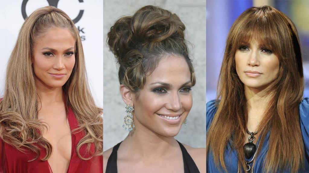 Jennifer Lopez Hairstyles