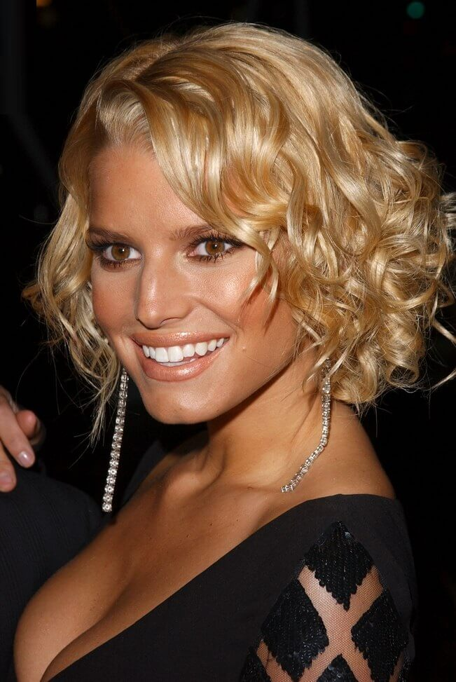 Get Inspired By The Fantastic Jessica Simpson Hairstyles