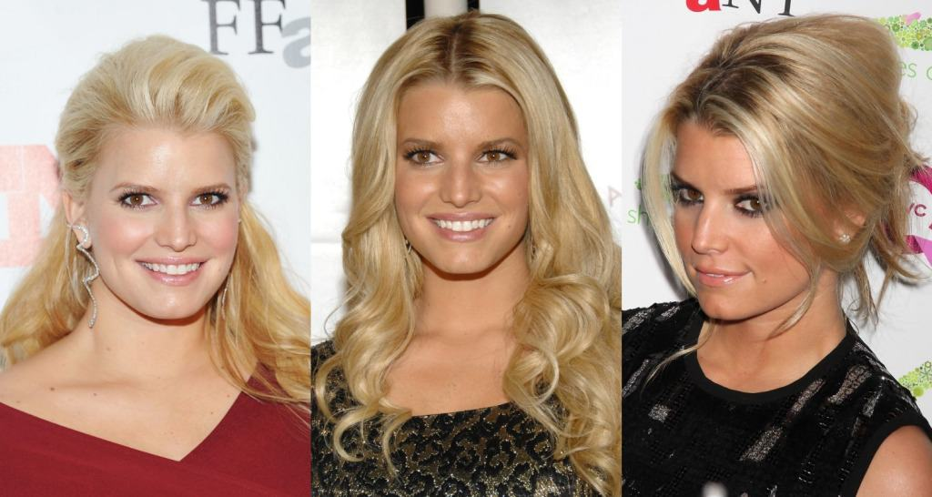 Mix Get Inspired By The Fantastic Jessica Simpson Hairstyles