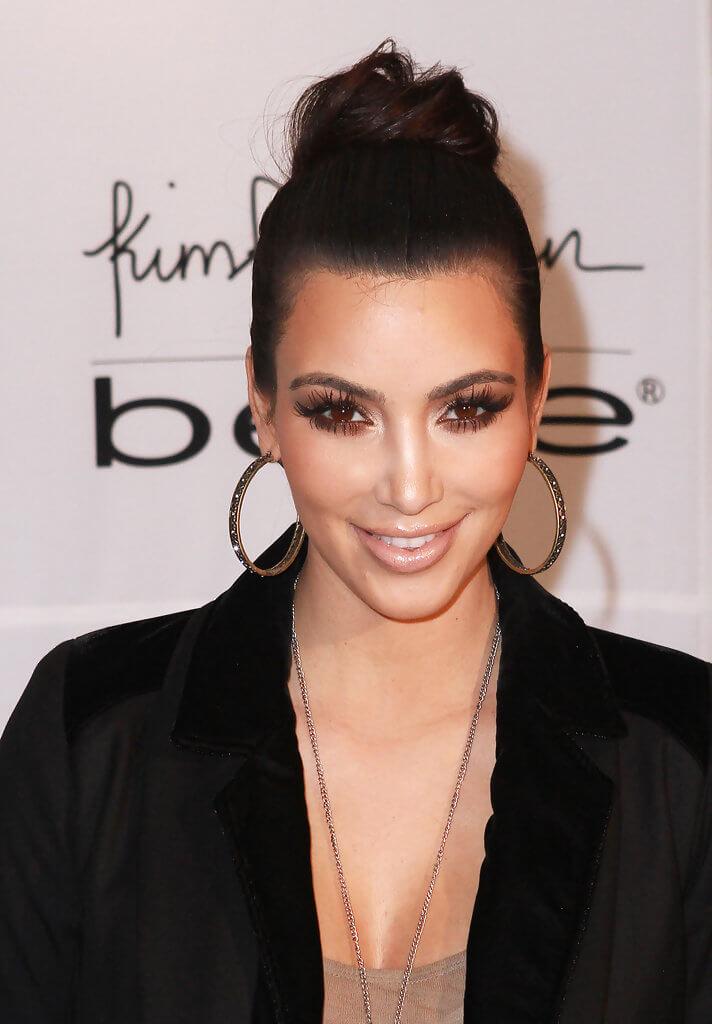 Roll Over 2k18 With Fresh Kim Kardashian Hairstyles