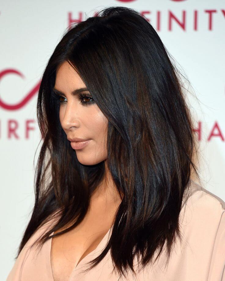 Kim Hairstyles: Roll Over 2k18 With Fresh Kim Kardashian Hairstyles