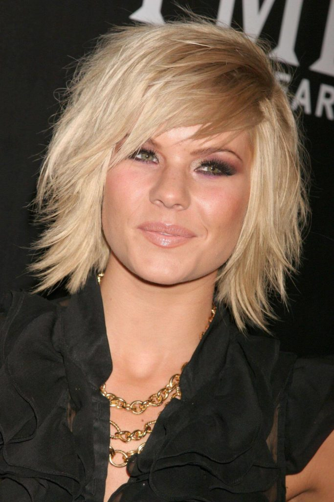 Kimberly Caldwell Hairstyles