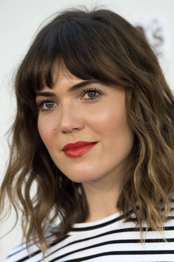 Mandy Moore Hairstyles