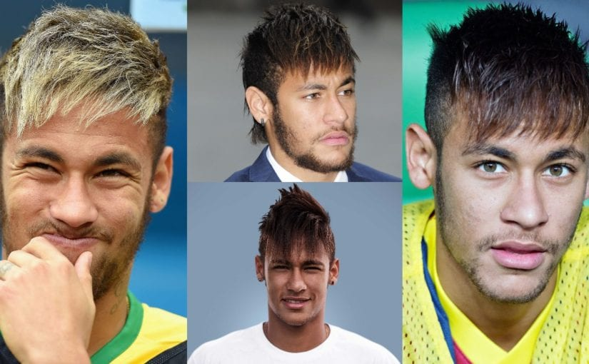 26 Best Neymar Hairstyles and Haircut Inspirations