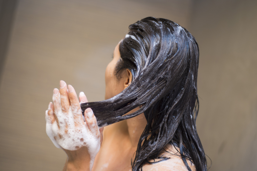 No Need To Wash Your Hair Daily