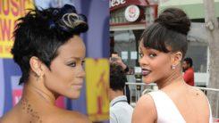Nail 2018 with Flaunting Rihanna Hairstyles