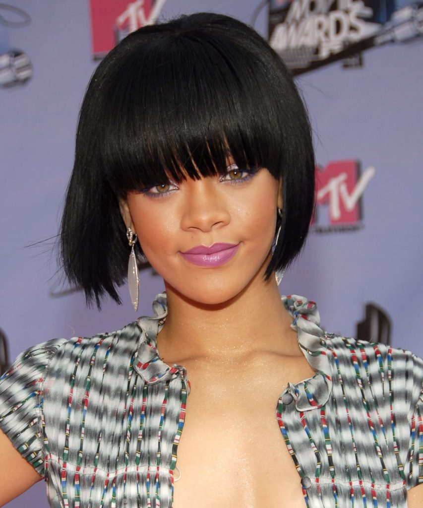 Flaunting Rihanna Hairstyles Inspiration For 2018