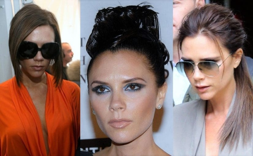 27 Victoria Beckham Hairstyles World Looks up for Inspiration