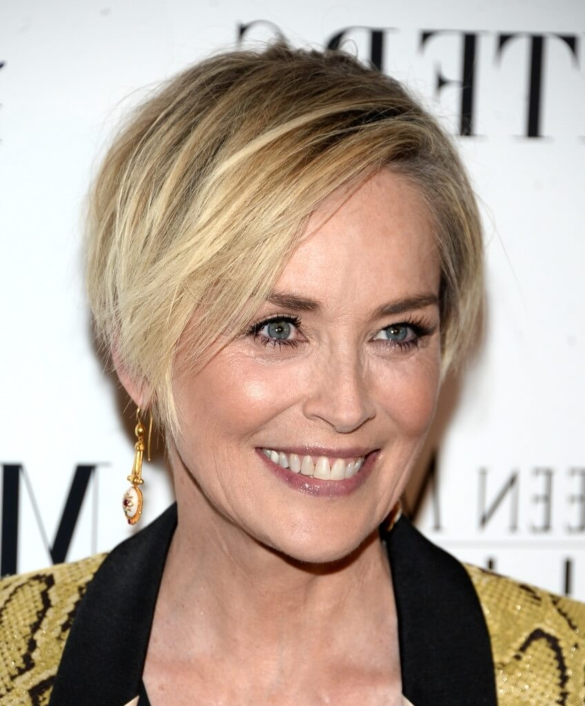 Brunette Hairstyles for Women Over 50